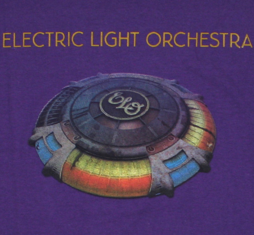 Electric Light Orchestra / Mr. Blue Sky Tee 2 (Purple)