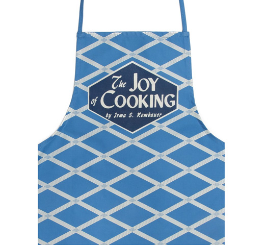 【Out of Print】 Irma S. Rombauer / The Joy of Cooking Apron