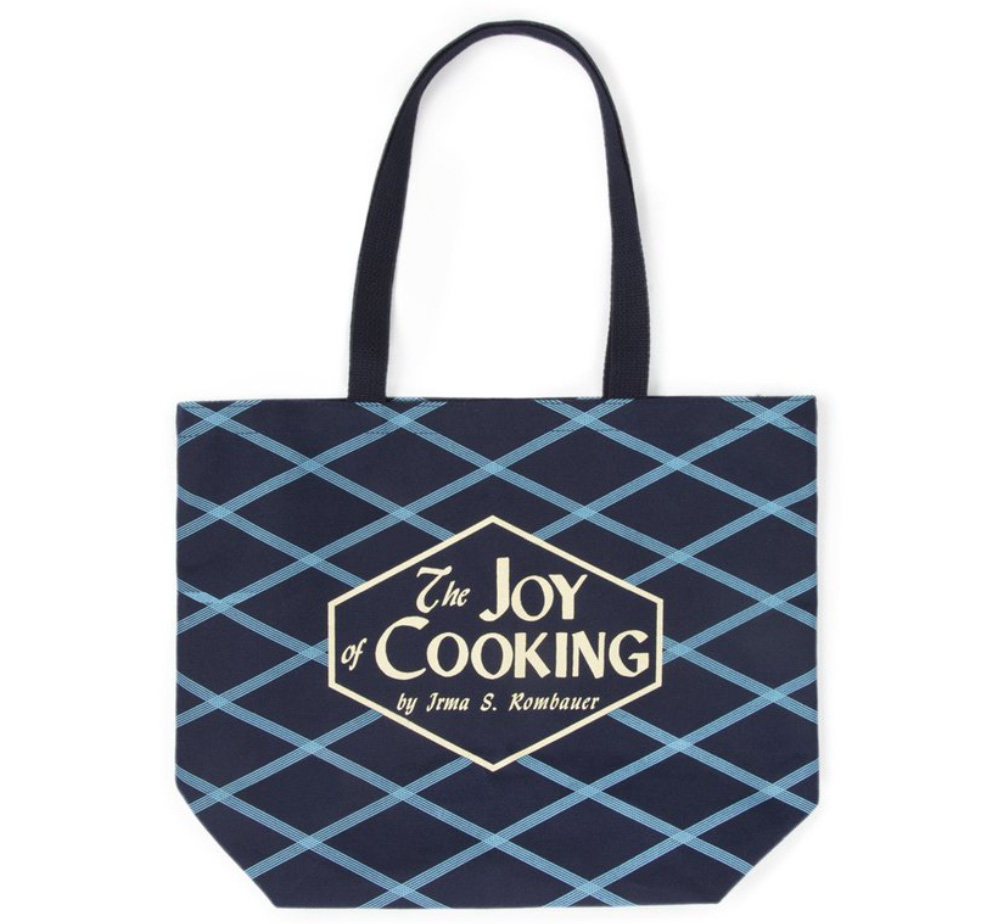 【Out of Print】 Irma S. Rombauer / The Joy of Cooking Tote Bag (Navy)