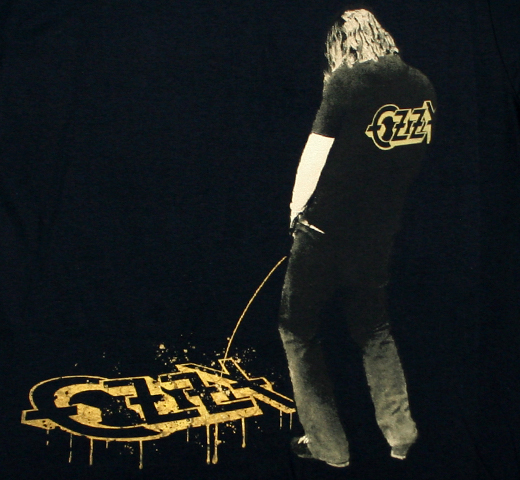 Ozzy Osbourne / Ordinary Man Tee (Black)