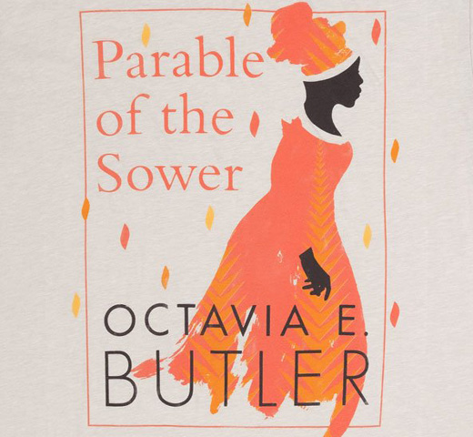 [Out of Print] Octavia E. Butler / Parable of the Sower Tee (Sand)