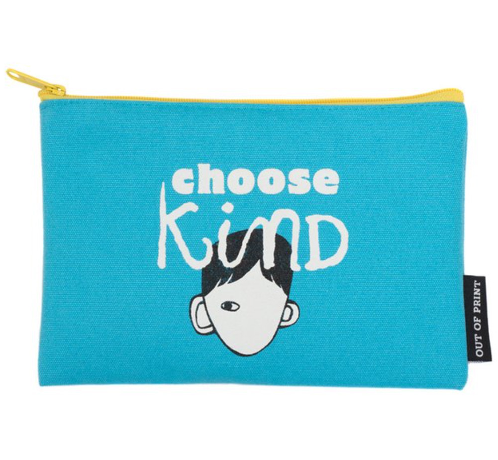 【Out of Print】 R. J. Palacio / Wonder Pouch